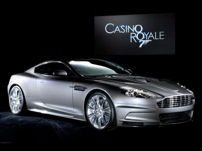 Cinema – Aston Martin DBS, Casinò Royale