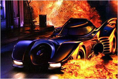 Cinema Batmobile Batman 1989 Blogmotori Com