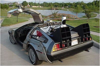 Cinema – De Lorean DMC-12, Ritorno al futuro