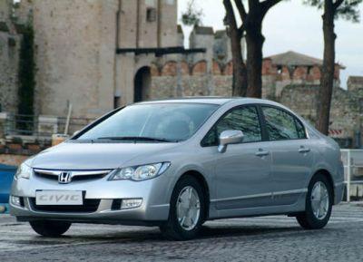 Mobilità Sostenibile – Honda Civic Hybrid