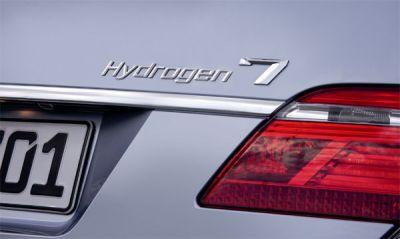 Mobilità Sostenibile – BMW Hydrogen 7