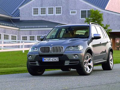 2007 on Bmw X5 2007   Blogmotori