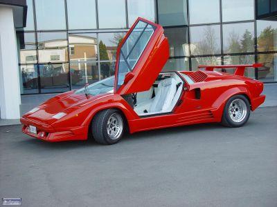 Auguri Lamborghini Countach!!!