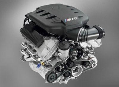 Il V8 della nuova BMW M3