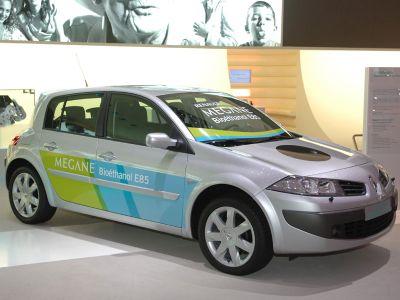 Mobilità Sostenibile – Renault Mègane a bioetanolo E85