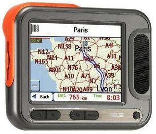 ASUS debutta con il primo navigatore GPS: ASUS S102