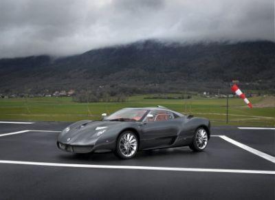 Ginevra 2007 – Spyker C12 Zagato
