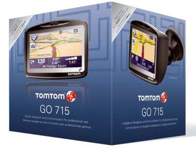Nuovo Tom Tom 715 con Modem GPRS integrato
