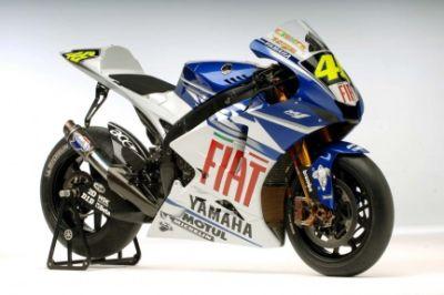 Yamaha M1 800 – Team Yamaha Fiat MotoGP