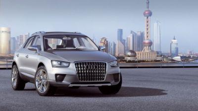 Audi Cross Coupè Quattro Concept