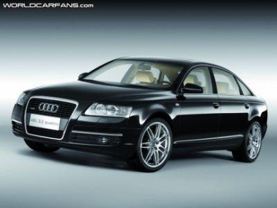 Audi A6 Lunga