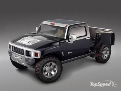 Hummer H4, forse nel 2010