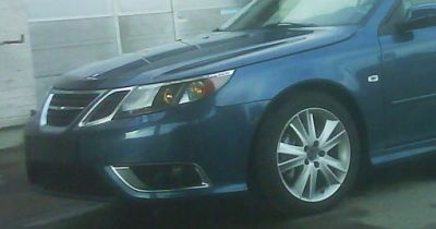 Foto spia, Saab 9-3 Cabriolet