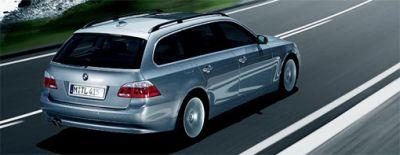 BMW Serie 5, ibrida