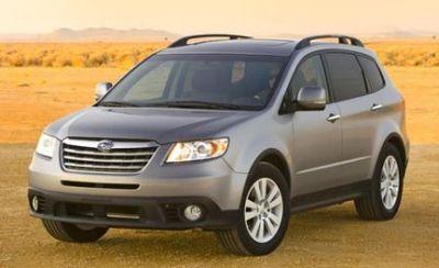 Subaru Tribeca, restyling 2008