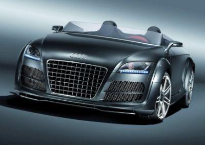 Concept – Audi TT Clubsport Quattro
