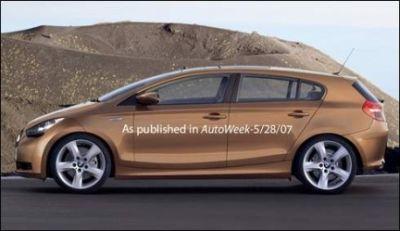 Il nuovo crossover BMW pronto nel 2010