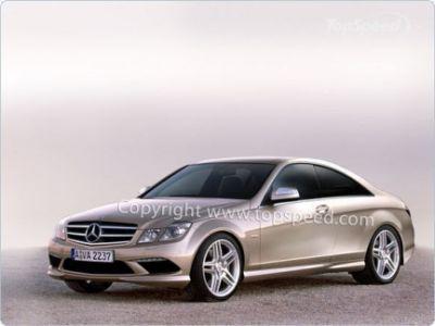 Sarà così la prossima Mercedes CLK ?