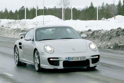 Porsche 997 GT2 da 525 CV !!!
