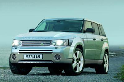 Sarà così il nuovo Range Rover ?