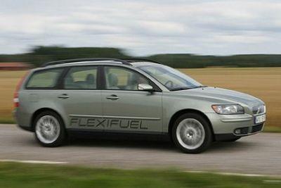 Volvo Bi-fuel
