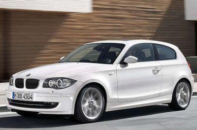 BMW 123d – Model Year 2008