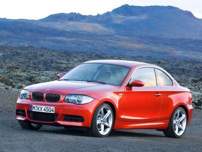 BMW Serie 1 Coupè – Dati tecnici
