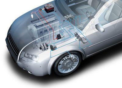 Tecnologia ibrida di Bosch