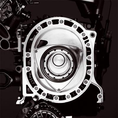 Mazda – 40mo Anniversario del motore rotativo