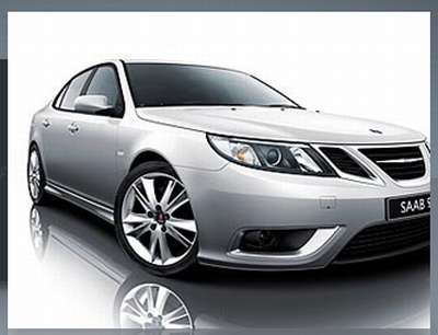 Saab 9-3 MY 2008