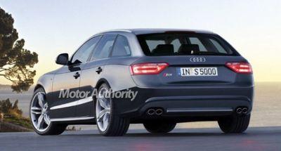Audi A5 forse in versione Sportback