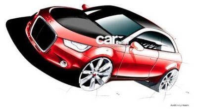 Carmagazine svela le linee della nuova Audi A1