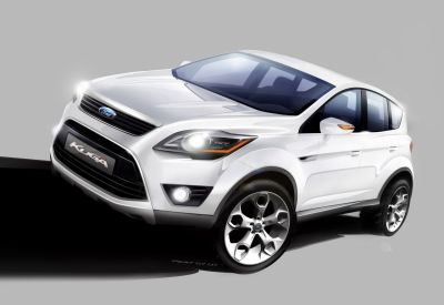 Ford prepara una crossover 4×4