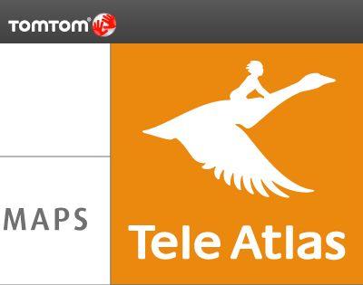 TomTom compra TeleAtlas