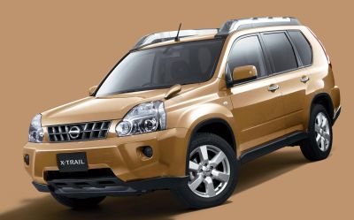 Nissan X-Trail – II generazione