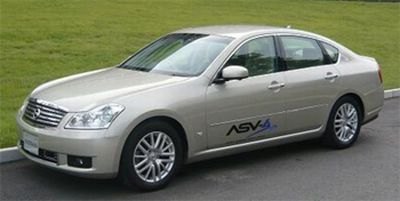 Nissan Advanced Safety Vehicle e ITS