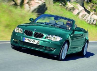 Nuova BMW Serie 1 Cabrio