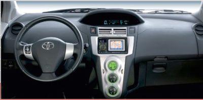 Nuova Toyota Yaris Navi