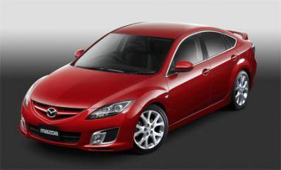 Al Tokyo Motor Show Mazda presenterà Atenza