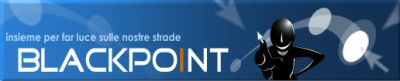 BlackPoint, un terminale per segnalare i punti critici della viabilità