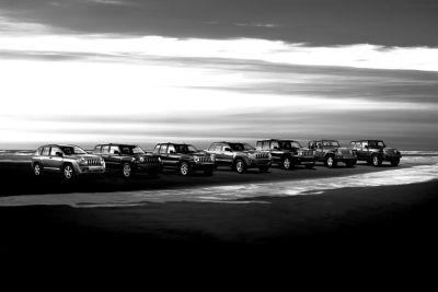 Jeep: 7 modelli per la più ampia gamma di SUV al mondo