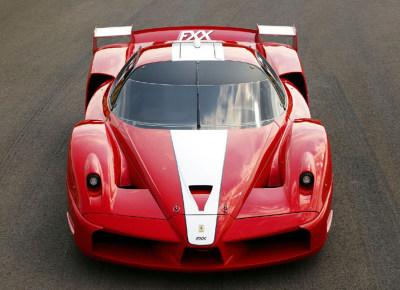 Ferrari FXX e FXX Evoluzione