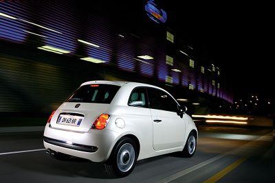"""Fiat 500 vince il prestigioso """"EuroCarBody 2007"""""""