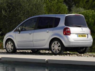 In vendita dal 2008 le Renault Grand Modus e New Modus