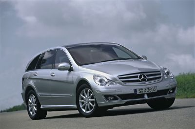 Mercedes-Benz Classe R Model Year 2008