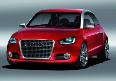 Con Metroproject Quattro Audi anticipa le linee della futura A1
