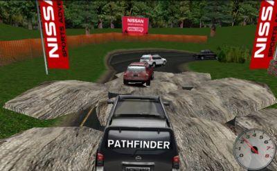 Scegliete il vostro fuoristrada e lanciatevi in pista per la strepitosa gara Nissan 4×4 Challenge!