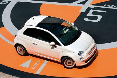 """Con la nuova 500 il brand Fiat è Main Sponsor di """"Transport+"""""""