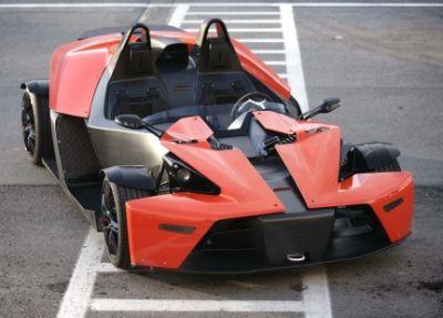KTM X-Bow….presto anche in Italia