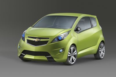 Chevrolet ha scelto Beat: la mini concept car nota a livello globale entrerà in produzione